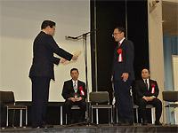 第1回北九州市健康づくり活動表彰 写真01