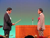 第1回北九州市ワーク・ライフ・バランス表彰 写真01