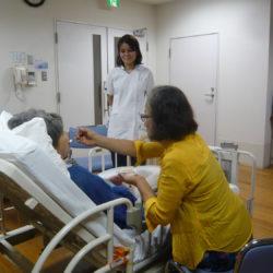 介護教室「食事の内容や介助について」を開催しました