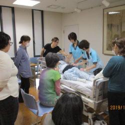 介護教室「排泄ケアについて」を開催しました